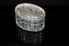 askkristall royaltyfria bilder