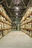 asklager arkivfoton