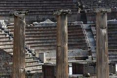 Asklepion av Pergamonen Royaltyfria Bilder