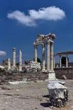 Asklepion do Pergamon Imagem de Stock Royalty Free