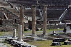 Asklepion du Pergamon Photographie stock libre de droits