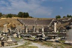 Asklepion du Pergamon Image libre de droits