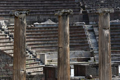 Asklepion Pergamon Obrazy Royalty Free