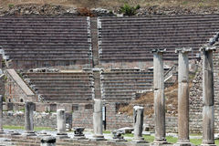 The Asklepion in Pergamon Royalty Free Stock Photography