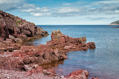 Łaskotki zatoczka Zdjęcia Royalty Free