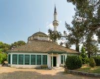 Aslan巴夏清真寺,约阿尼纳, Epirus,希腊 免版税图库摄影