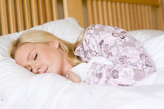 Asleep Stock Photography