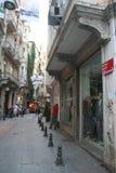 Asmalimescit Street Stock Photo
