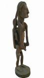 Asmat statua Obraz Royalty Free