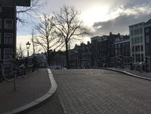Asmterdam Foto de Stock Royalty Free