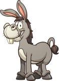 Asno dos desenhos animados Imagem de Stock Royalty Free