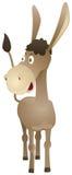 Asno dos desenhos animados do divertimento Foto de Stock