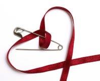 Asociar el corazón Fotografía de archivo libre de regalías