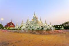 Asokaram Temple, Samutprakarn Province, Thailand Stock Image