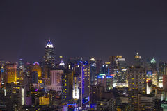 Asoke city Stock Image