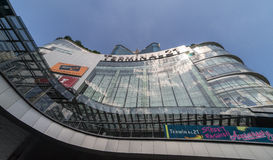Asoke Junction station Stock Photography