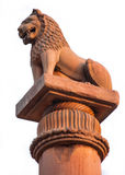 Asoke Pillar Royalty Free Stock Photo