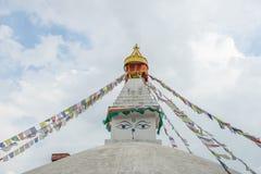Asoke stupa at Patan Dubar square Royalty Free Stock Photos