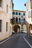 Asolo, Italy Stock Images