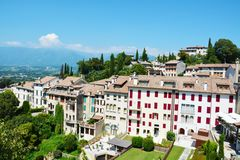 Asolo landscape, Italy Royalty Free Stock Images