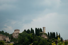 Asolo,Veneto,italy Royalty Free Stock Photos