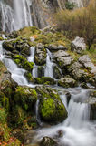 Ason river born place in Cantabria Royalty Free Stock Image