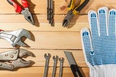asortowana narzędzie pracy Obraz Stock