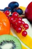 asortowana owoc Zdjęcie Stock