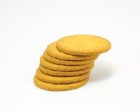 Asortowani kształta ciastka ciastka Fotografia Royalty Free