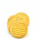 Asortowani kształta ciastka ciastka Zdjęcie Royalty Free