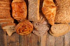 asortowany chleb Obraz Stock