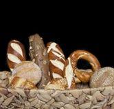 Asortowany chleb Zdjęcia Royalty Free