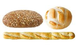 asortowany chleb. Obraz Stock