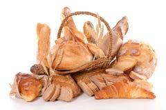asortowany chleb Zdjęcie Royalty Free