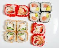 Asortowany rolls4 Zdjęcie Stock