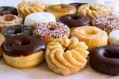 asortymentów donuts Zdjęcia Royalty Free