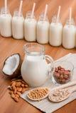 Asortyment bezpłatny mleko obrazy royalty free