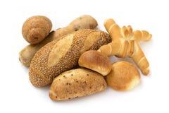 Asortyment chleb i bochenki Fotografia Stock