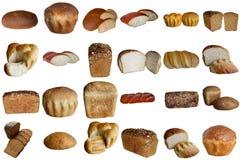 Asortyment Piec chleb. Obraz Stock