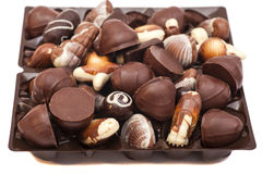 Asortymentu bonbons Fotografia Stock
