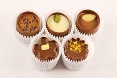 asortymentu cukierku czekolada Zdjęcie Stock