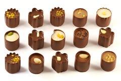 asortymentu cukierku czekolada Obraz Stock