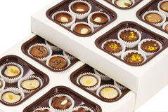 asortymentu cukierku czekolada Zdjęcia Royalty Free