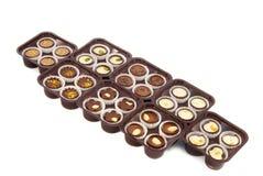 asortymentu cukierku czekolada Zdjęcie Royalty Free