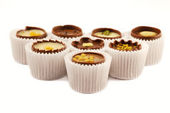 asortymentu cukierku czekolada Obraz Royalty Free