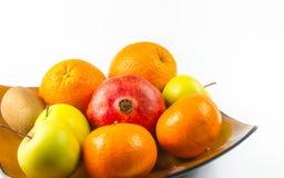 asortymentu egzota owoc Fotografia Stock