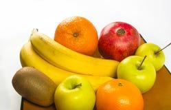 asortymentu egzota owoc Obrazy Stock