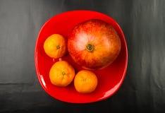 asortymentu egzota owoc Zdjęcie Royalty Free