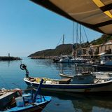 Asos,Assos,Behram Royalty Free Stock Image