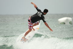 ASP World Tour, Jordy Smith Stock Photography